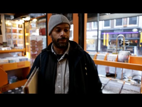 Feature: Theo Parrish (Electronic Beats TV)