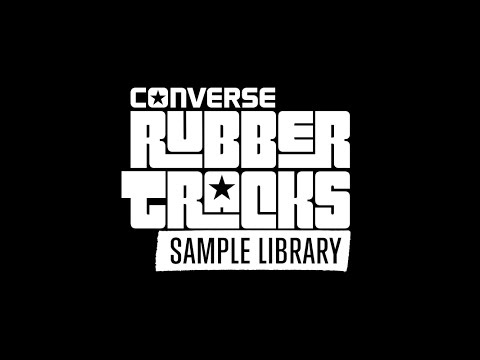 Converse Rubber Tracks Sample Library