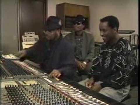 Jimmy Jam & Terry Lewis In Studio w/ Donnie Simpson