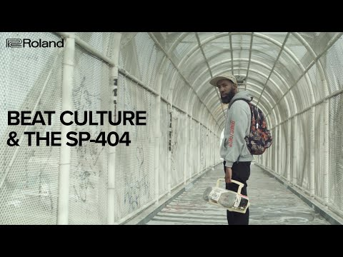 Beat Culture & the SP-404: Dibia$e, Flying Lotus and Ras G