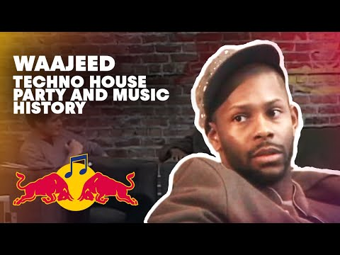 Waajeed on Slum Village, Techno house party and Music History | Red Bull Music Academy