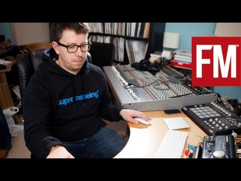 Re-creating samples: Nu:Tone In The Studio With Future Music
