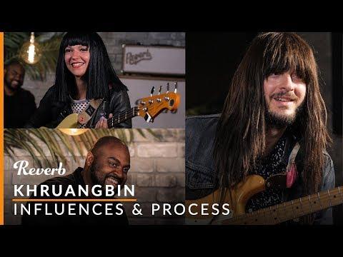Khruangbin Plays Through Their Global Music Influences   Reverb.com