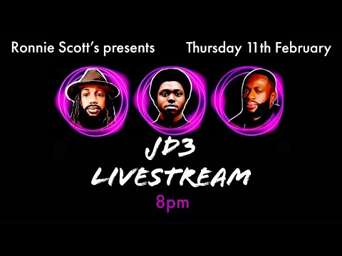 Lockdown sessions: JD3 Livestream: 11/02/2021 8PM