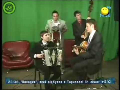 "KATY PERRY ""Hot'n'cold"" Ukrainian Polka band"