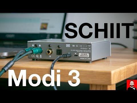 The Schiit Modi 3 DAC is a $99 bargain