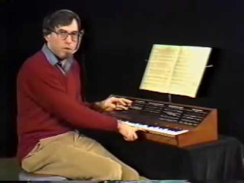 Jon Appleton demonstrates the Synclavier II (1984)