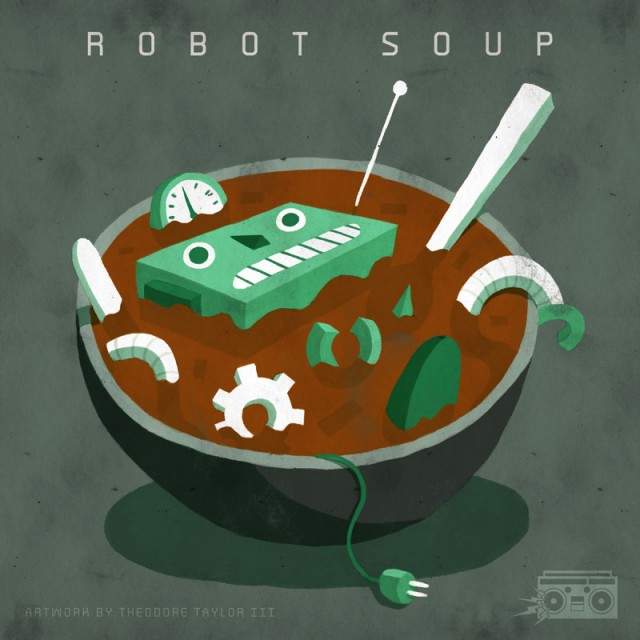 Potholes Music - Robot Soup