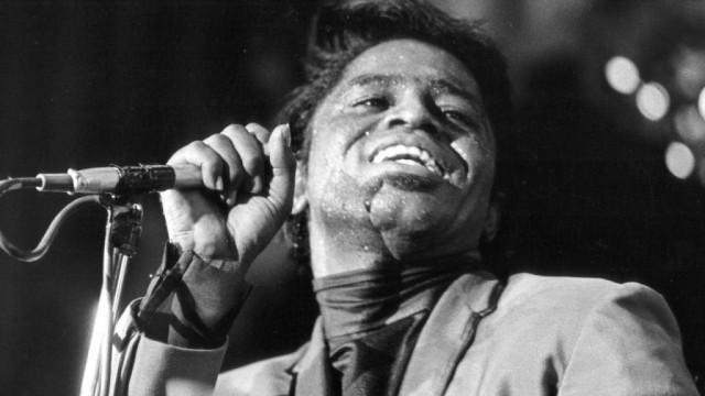 James Brown - Get On The Good Foot (Live)