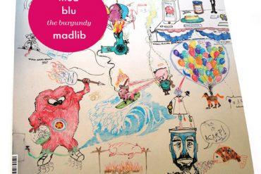MED & Blu - Burgundy Whip (prod. Madlib)