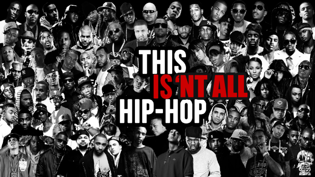This Isn't All Hip Hop: A Public Service Announcement
