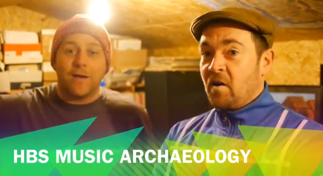 HBS Music Archaeology - Show 45