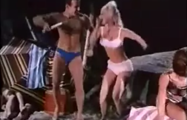 VIDEO: Back That Azz Up, Bobby Vee!