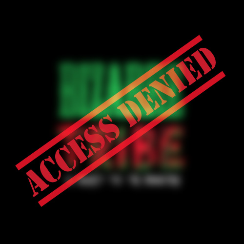 Bizarre-Tribe-Access-Denied