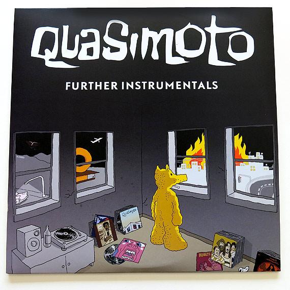 quasimoto-further-instrumentals