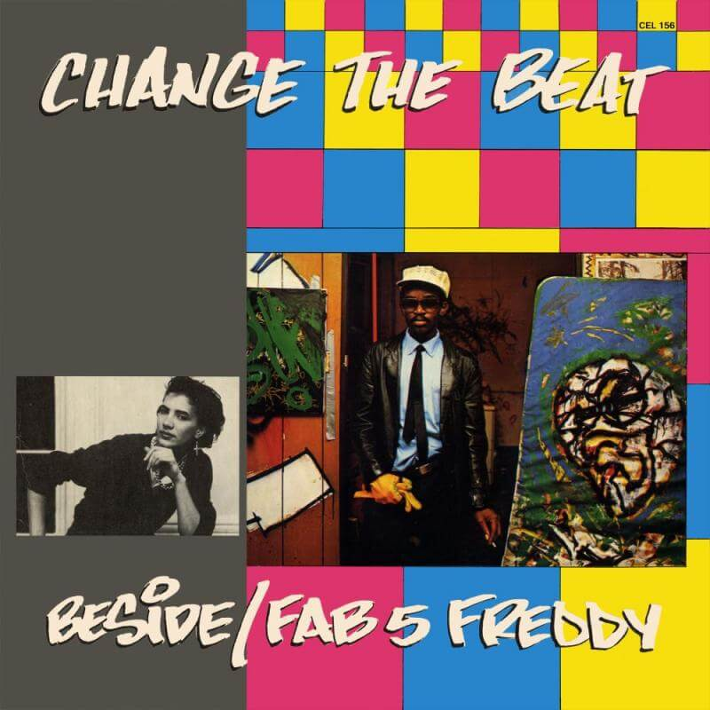 The World's Most Sampled Song - Change The Beat by Fab 5 Freddy