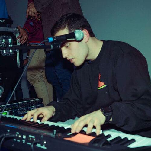 Jordan Rakei - My Time