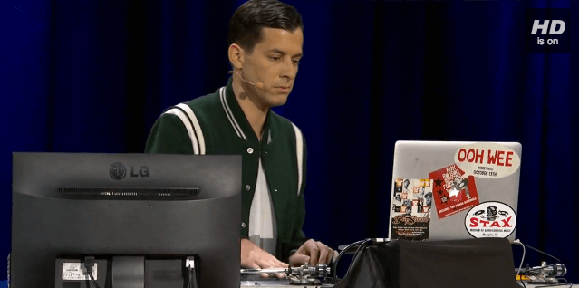 VIDEO: Mark Ronson Defends The Art Of Sampling In A Recent TEDTalk