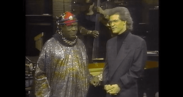 THROWBACK THURSDAY: Sun Ra - Night Music (1989)