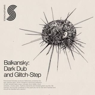 Balkansky: Dark Dub and Glitch-Step