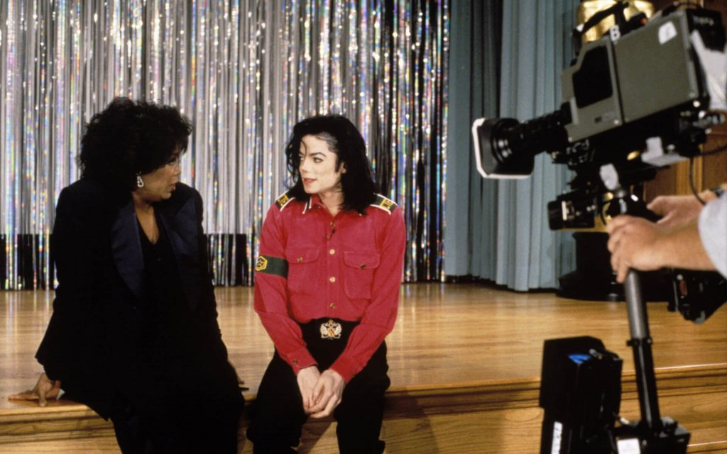 Michael Jackson & Oprah Interview Outtakes
