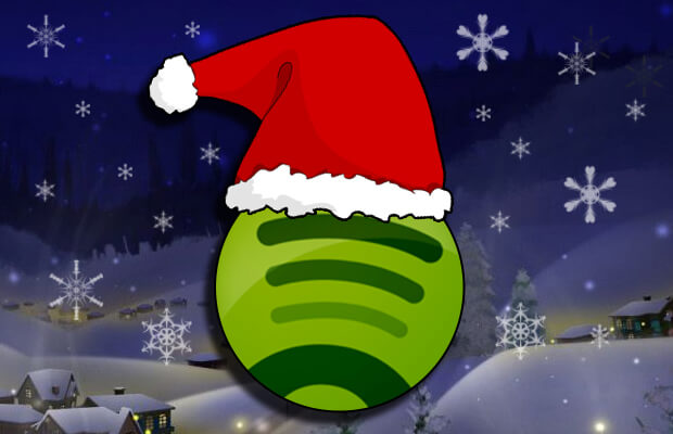 christmas spotify playlist