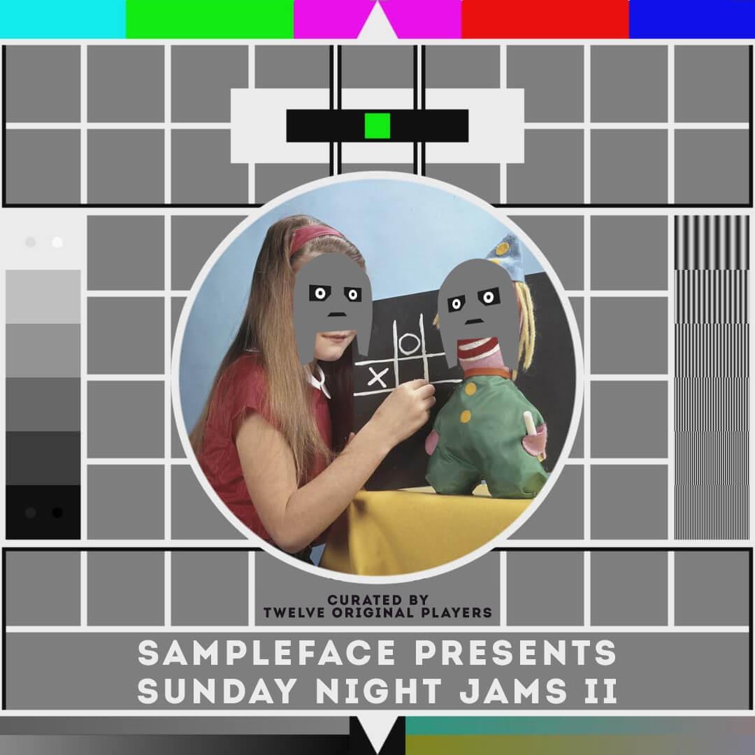 Sampleface Presents... Sunday Night Jams II By Twelve Original Players