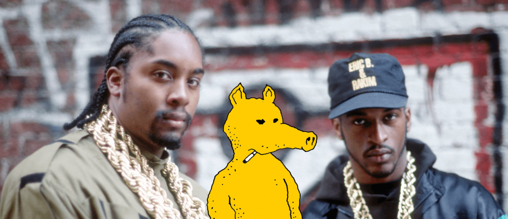 Eric B & Rakim To Collab With Quasimoto For New Album In 2017