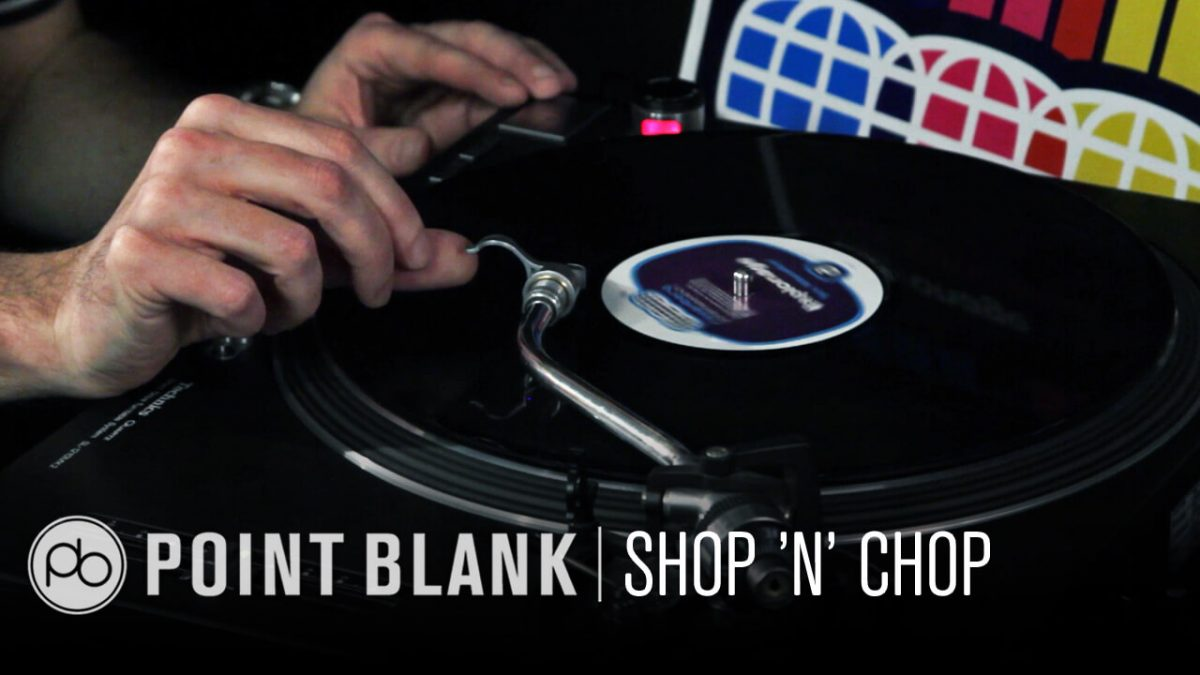 Shop 'n' Chop: How to Sample Vinyl in Ableton Live