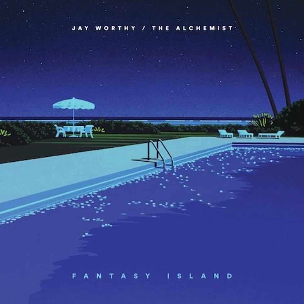 Fantasy Island by Jay Worthy