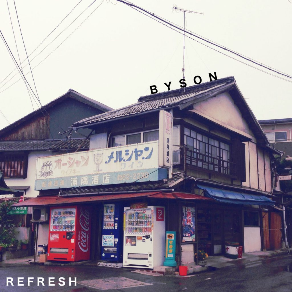 BYSON - refresh