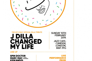 J Dilla Changed My Life at The Jazz Cafe (10th Feb 2019)