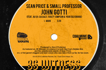 Sean Price & Small Professor - John Gotti (feat. AG Da Coroner, Guilty Simpson & Your Old Droog)